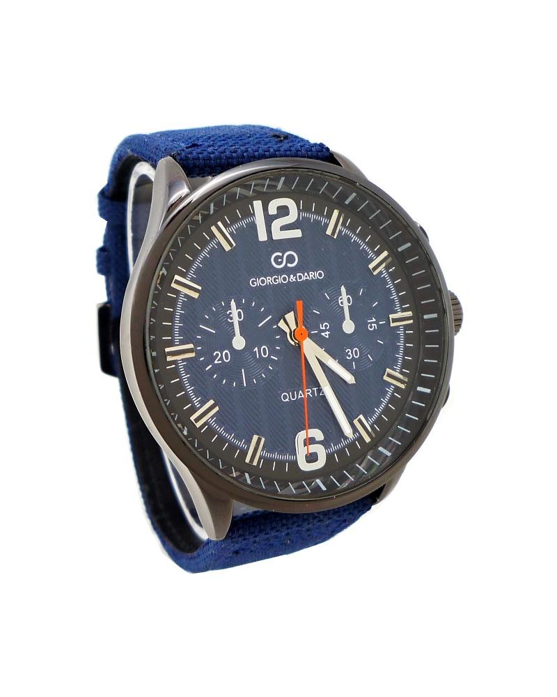 Pánské hodinky Giorgio Dario Arty modré 344P 9ee5badd1c