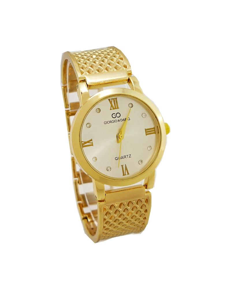ff8cadbd3 Dámské hodinky Giorgio Dario Illy zlaté 529ZD | thodinky.cz