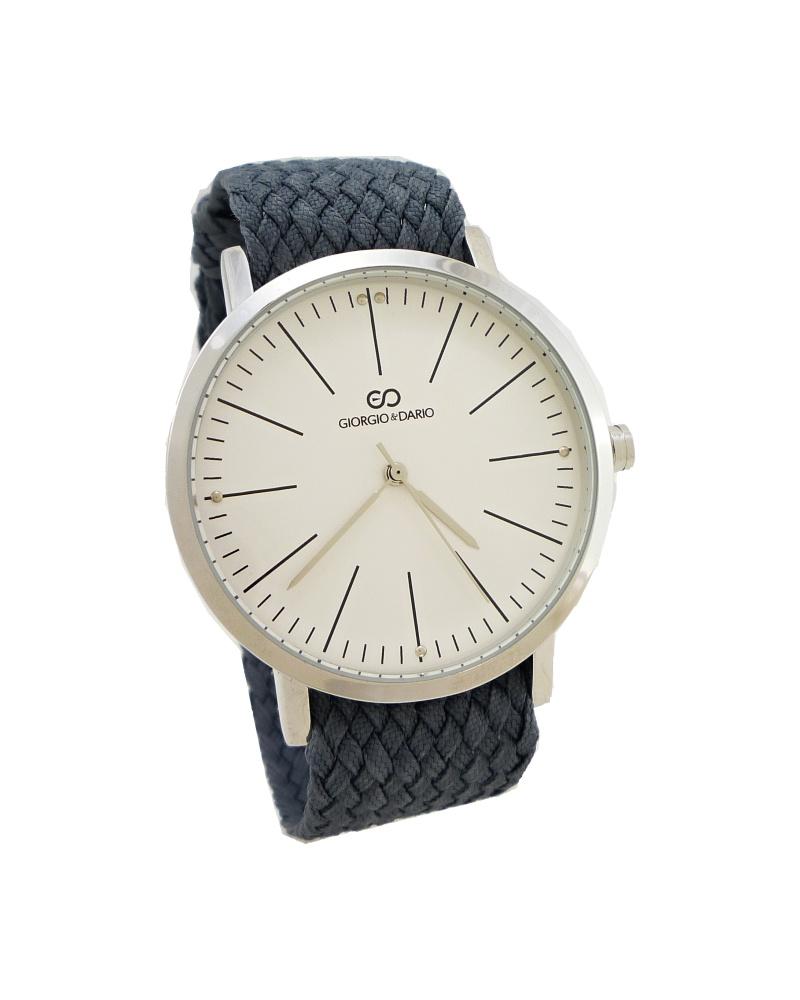 e9b51c6f8ab Dámské hodinky Giorgio Dario Monny šedé 700ZD