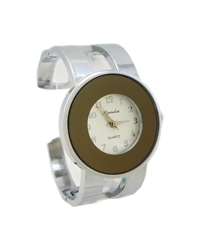 Dámské hodinky Kamelia Andalo stříbrné 572ZD