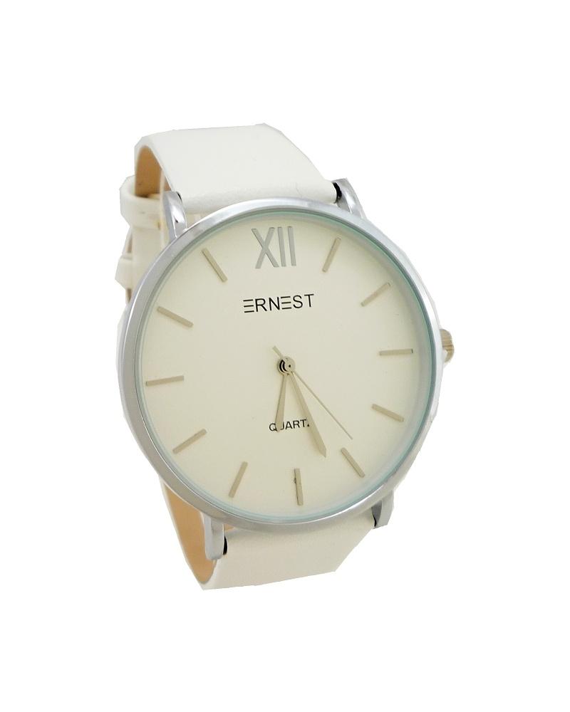 Dámské hodinky Ernest Molly bílé 787D