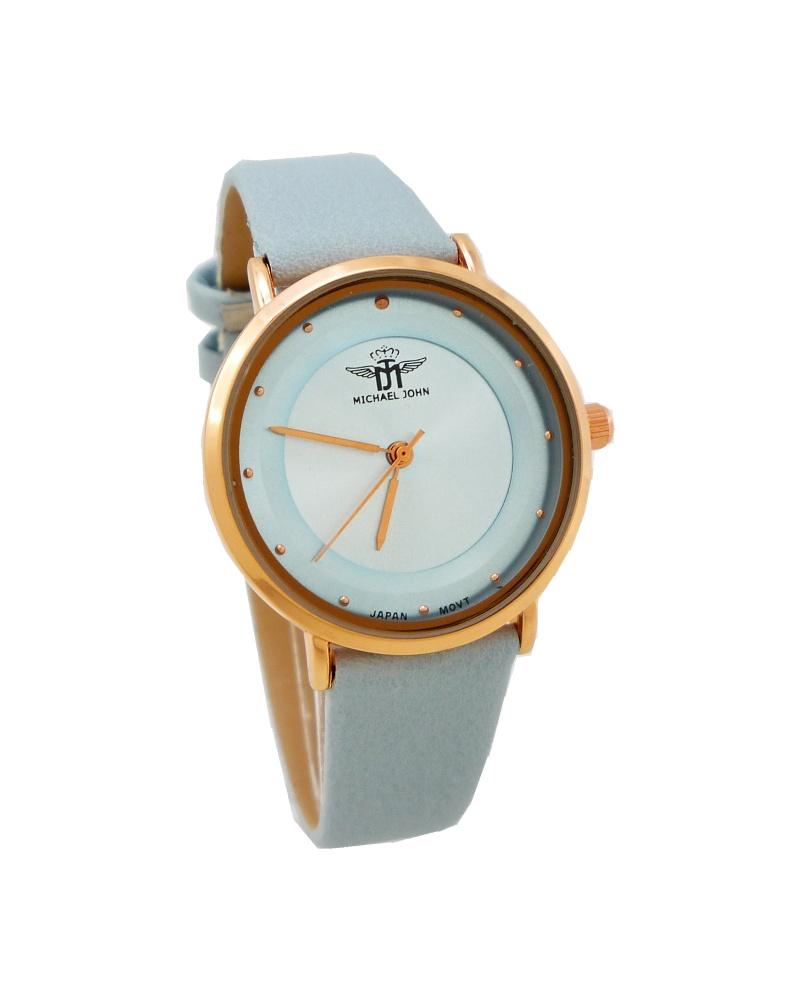 Dámské hodinky John Molly modré 766D
