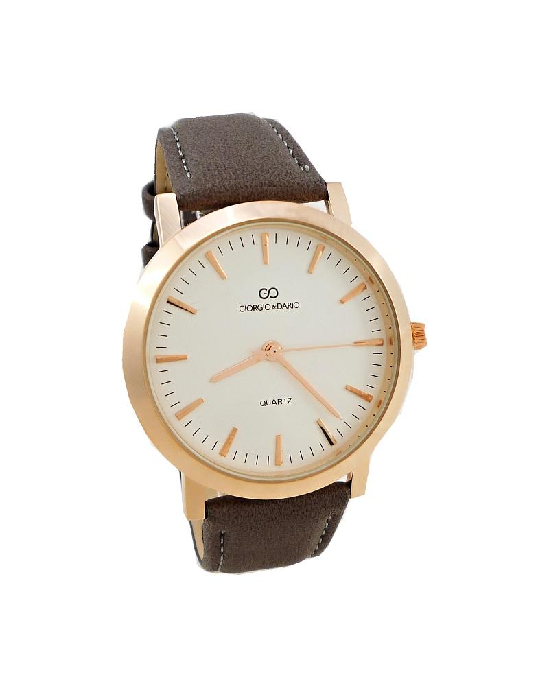 Dámské hodinky Giorgio Darie Larry bronzovo-hnědé 694ZD e7d9f1e7a8