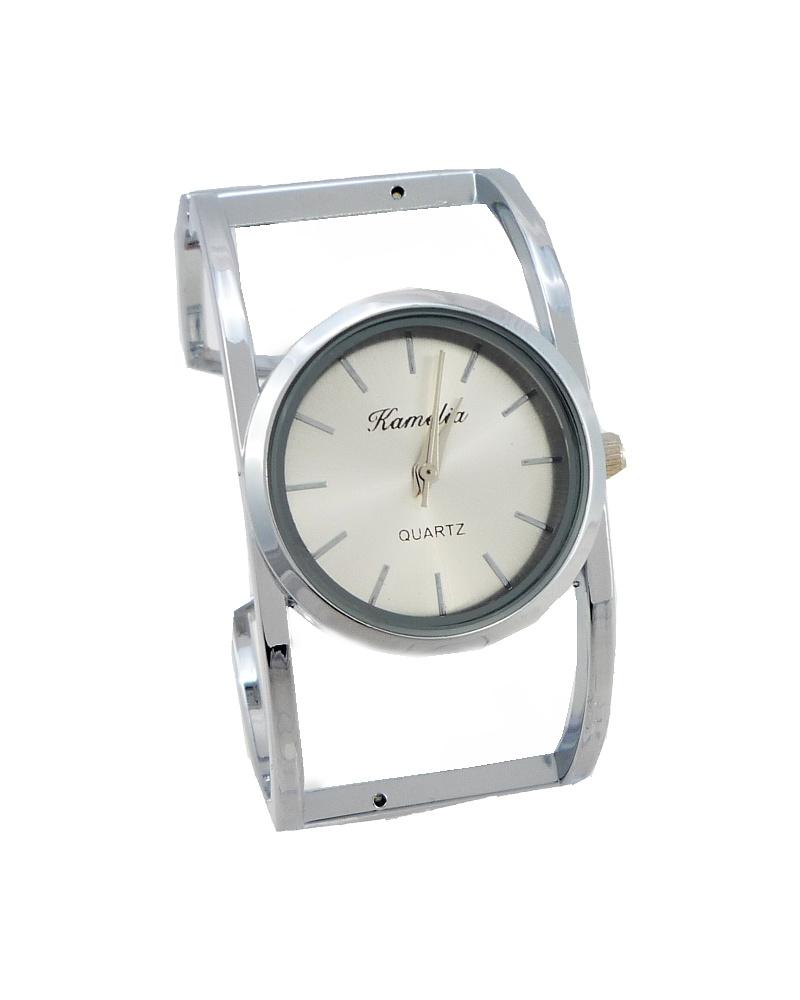 Dámské hodinky Kamelia Andy stříbrné 543D