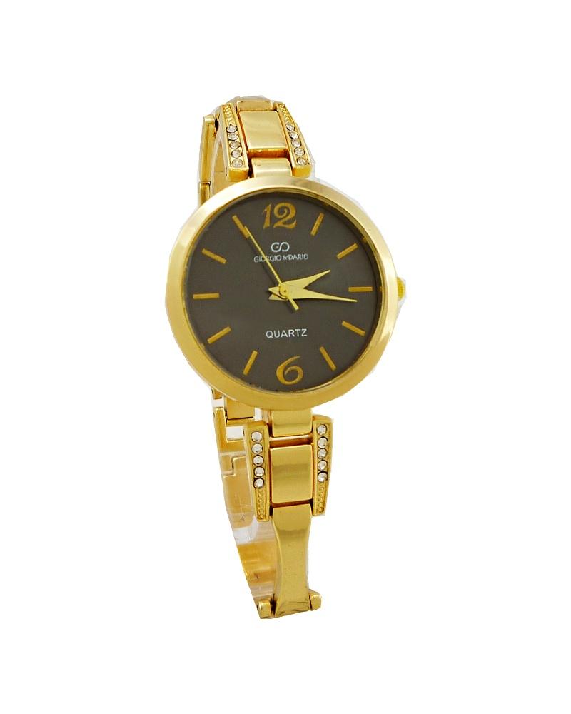 Dámské hodinky Giorgio zlaté 551ZD  9fd3188463
