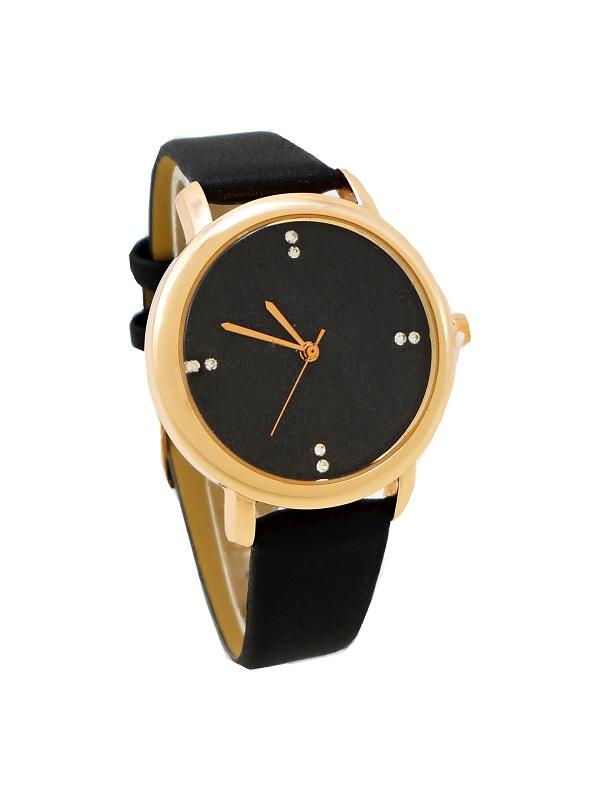 Dámské hodinky G.D Shine černé 633D ee7e09c224