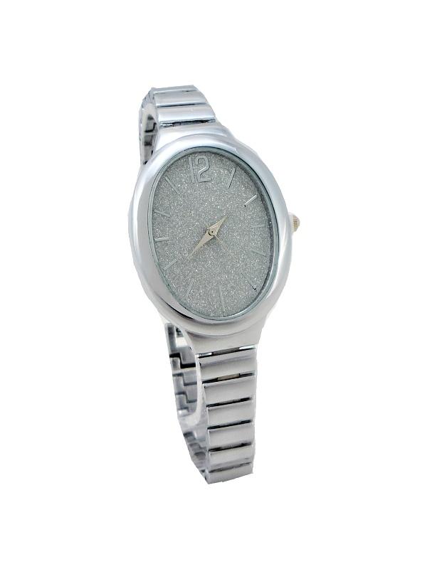Dámské hodinky Giorgio Dario Oval stříbrné 546ZD
