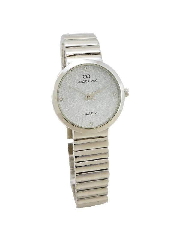 Dámské hodinky Giorgio Dario Erny stříbrné 565ZD