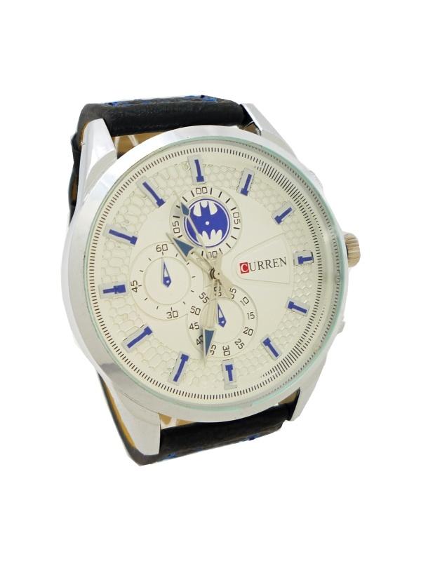 Pánské hodinky Curren Simly černé 349P 4c797fcc313