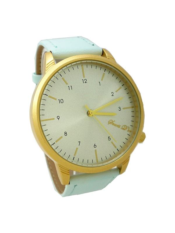 Dámské hodinky Douris Nolly světle zelené 758D 39347d17eb