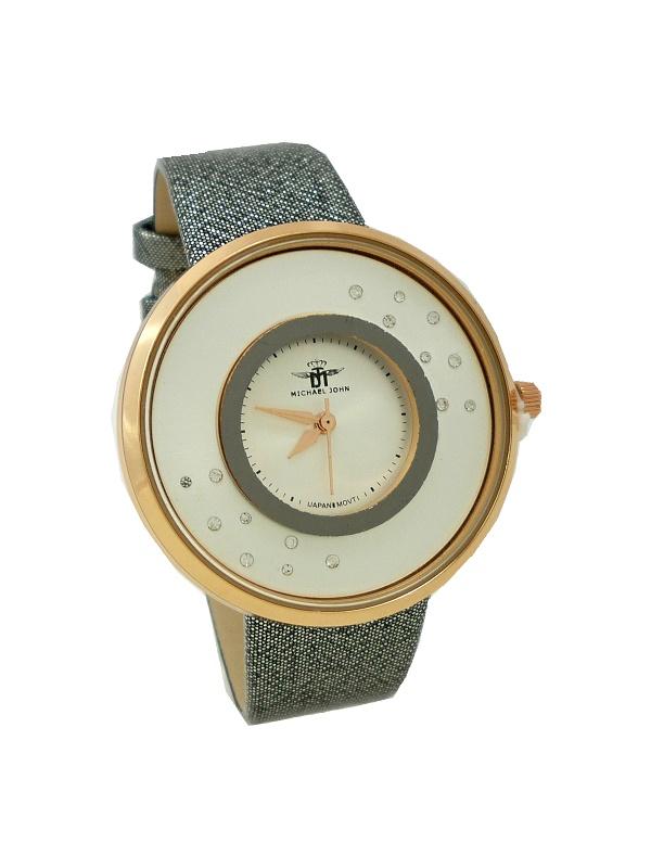 Dámské hodinky John Nelly stříbrné 715ZD