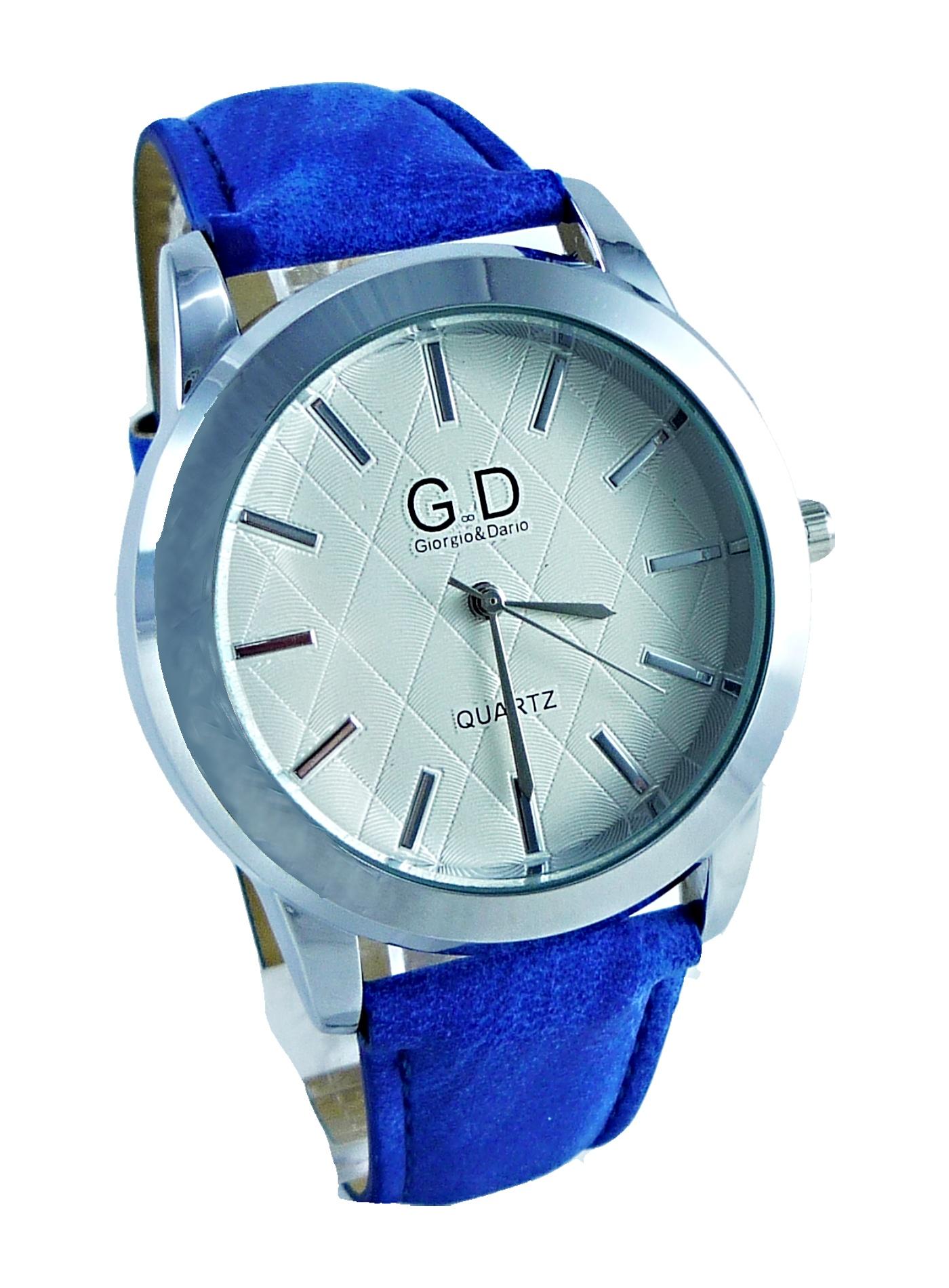 Dámské modré hodinky GD sport blue 172D