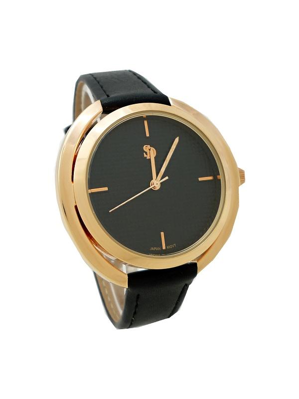 Dámské hodinky SD Kaite černé 666D de39b957da