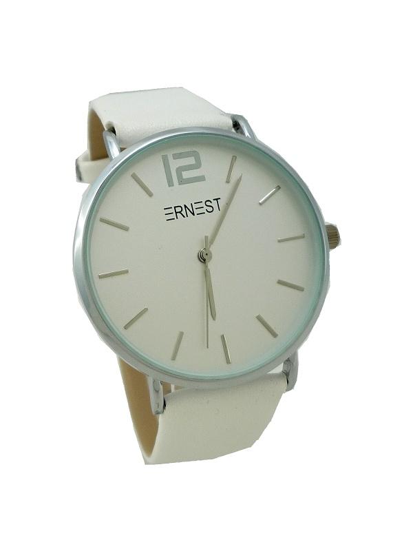 Dámské hodinky Ernest Soil bílé 742D