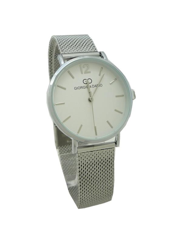 Dámské hodinky Giorgio Dario Molly stříbrné 792D