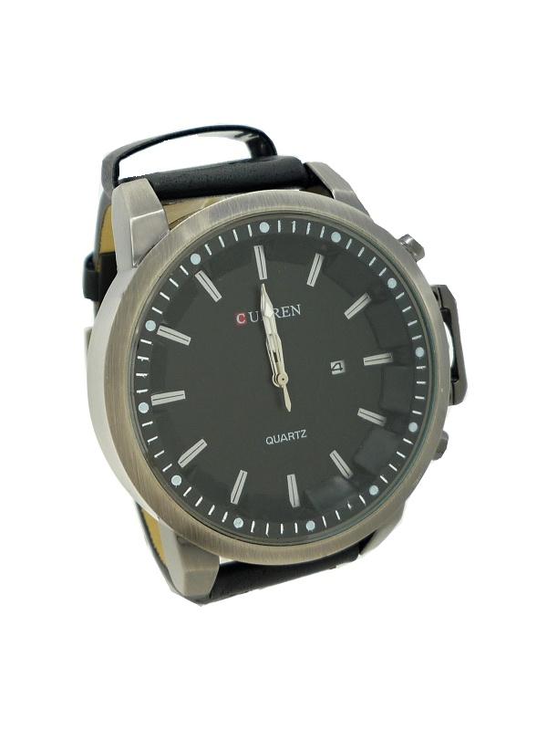Pánské hodinky Curren Simply černé 352P 203bdc666e