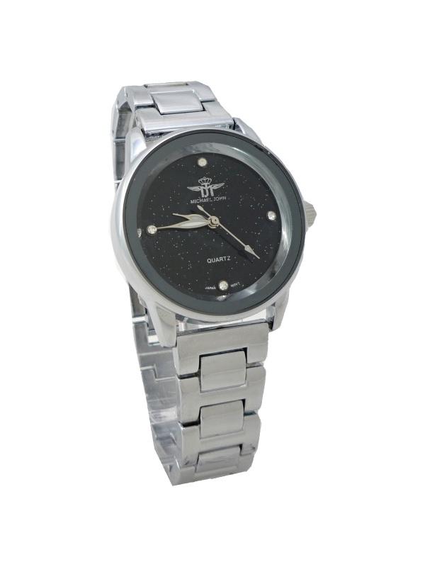 Dámské hodinky John Michael Inogo stříbrné 517ZD