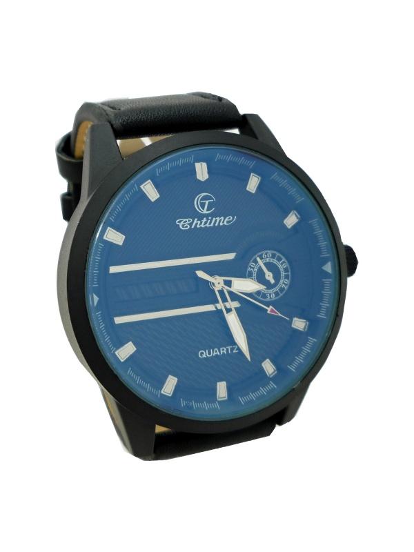 Pánské hodinky Chtime Simply černé 363P 207955168e