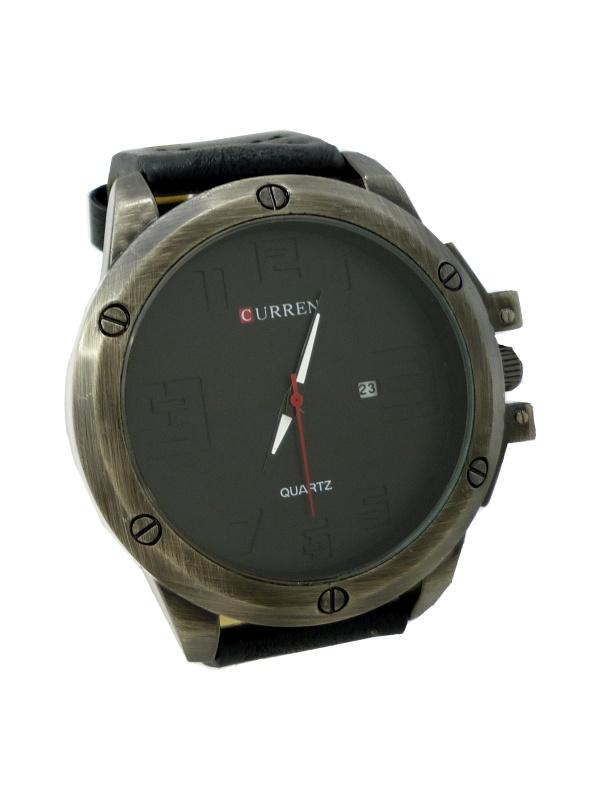 Pánské hodinky Curren Arty černé 377P 06717c1366