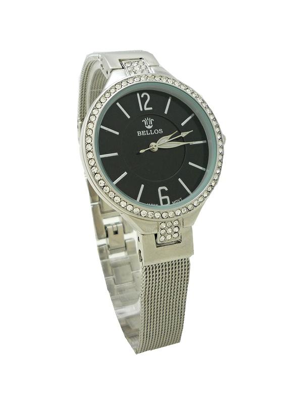 Dámské hodinky Bellos Dario stříbrné 690ZD