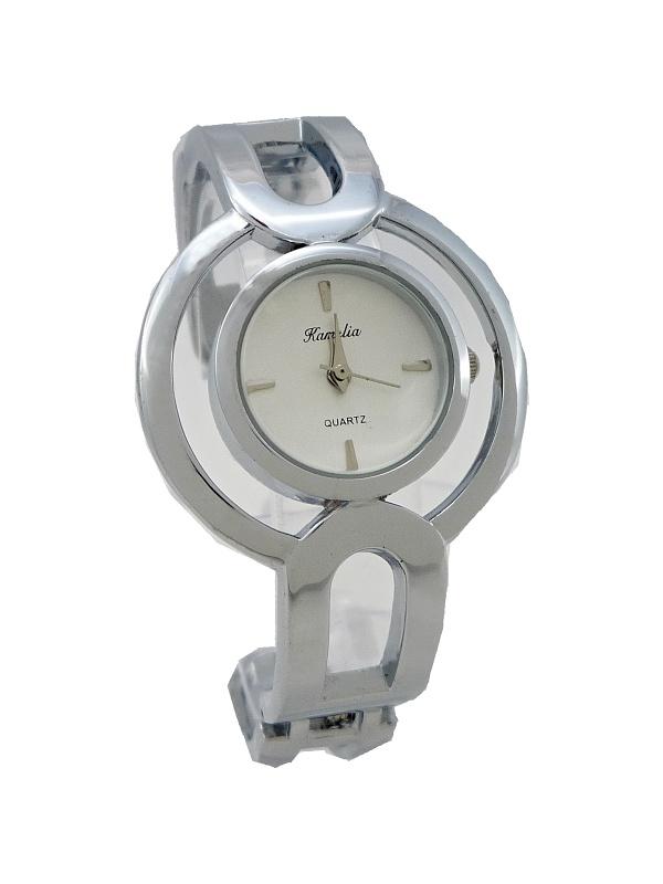 Dámské hodinky Kamelia Alko stříbrné 807D