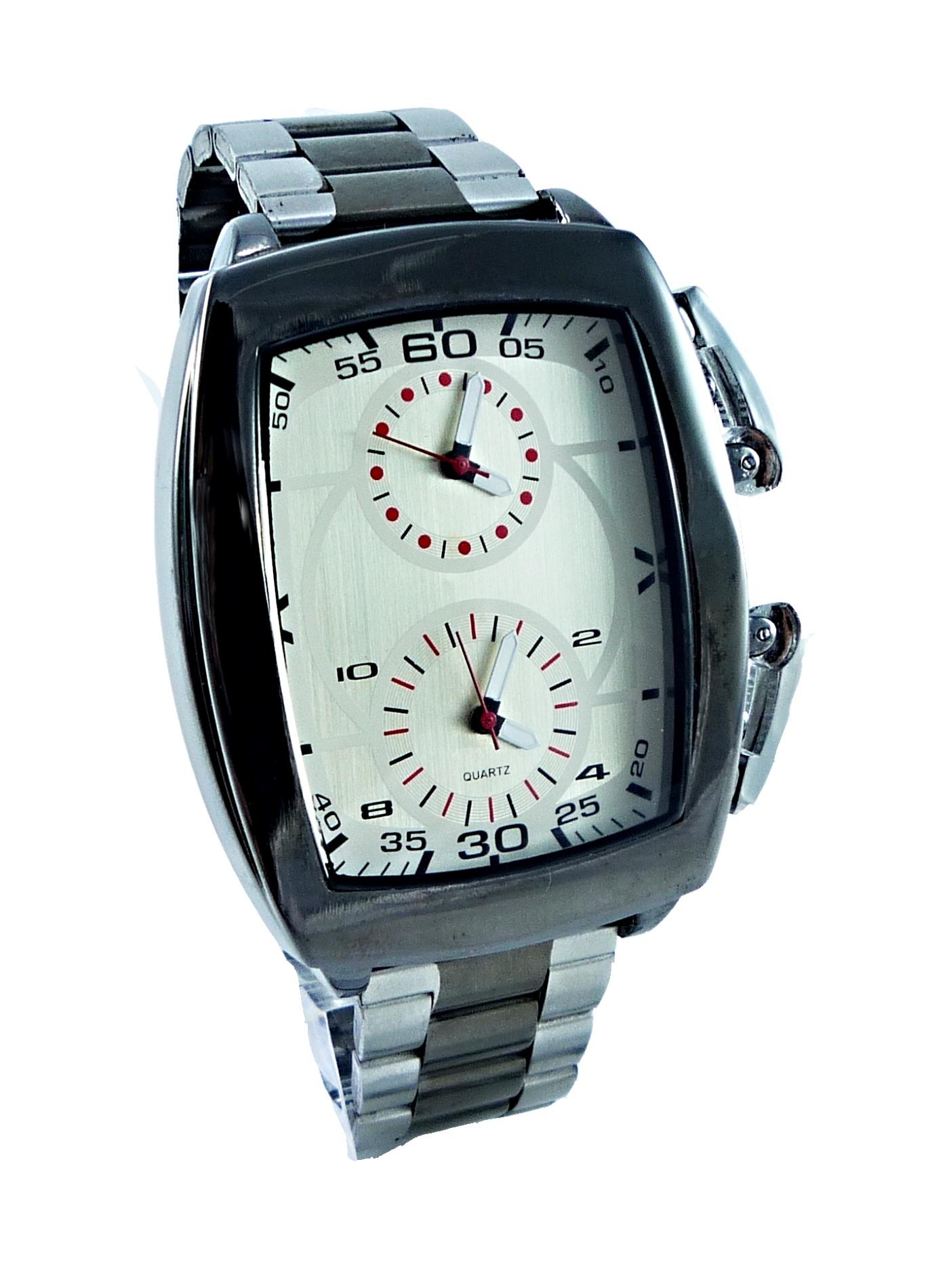 Pánské hranaté hodinky ALBERTO Tioro 041P