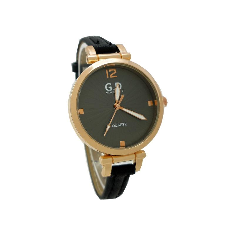 Dámské hodinky G.D Delikate černé 684ZD f09e842e10