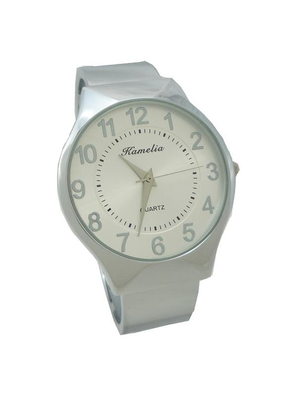 Dámské hodinky Kamelia Sanny stříbrné 801ZD