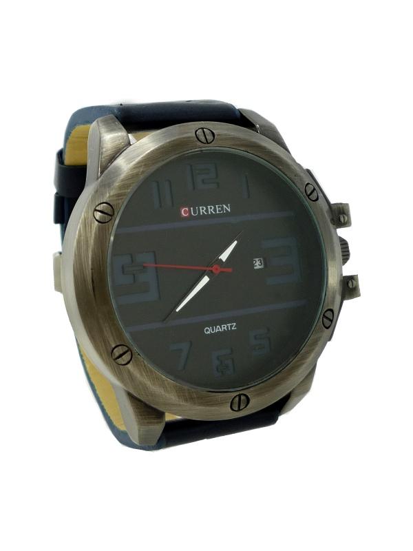 Pánské hodinky Curren Arty tmavě modré 374P  be99440721
