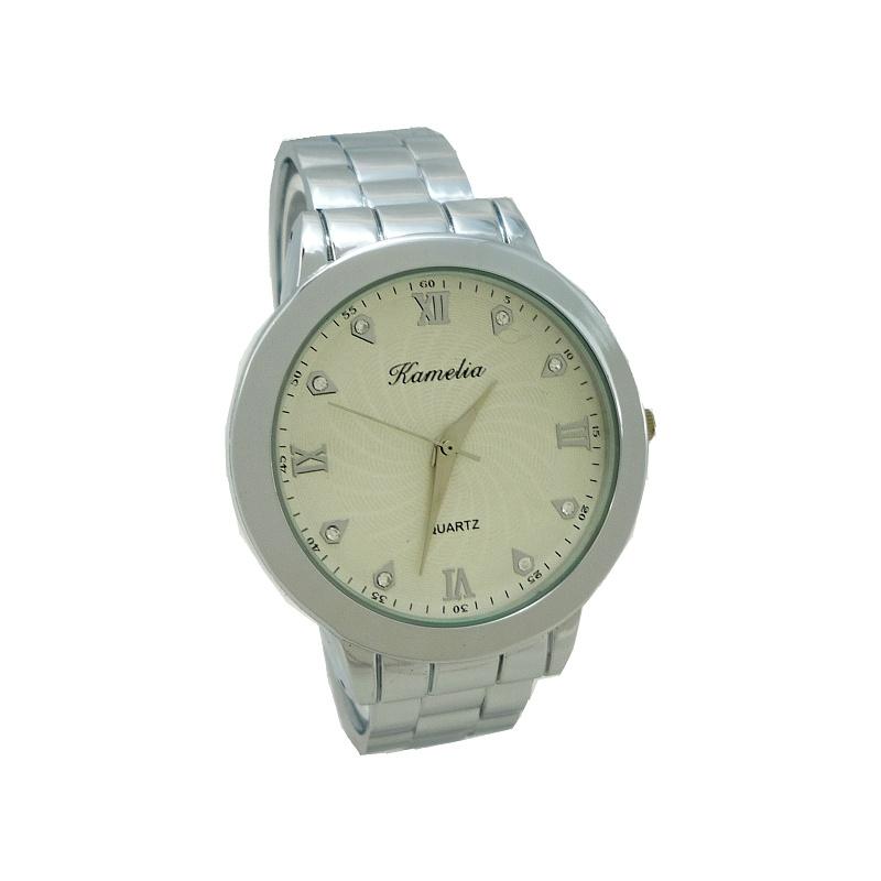Dámské hodinky Kamelia Sanny stříbrné 800ZD