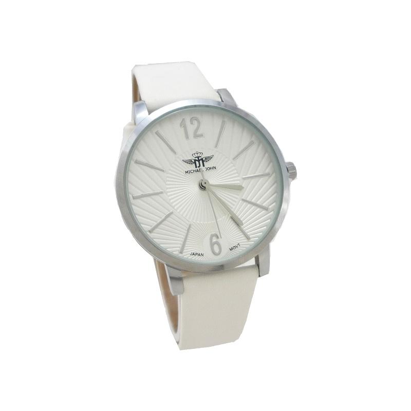 Dámské hodinky John Sally bílé 834D 9a8ca29ab8c