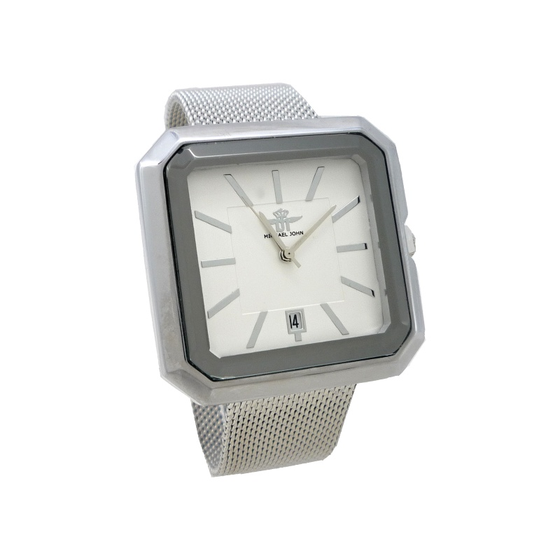 Dámské stříbrné hodinky John Prettil stříbrné 896ZD
