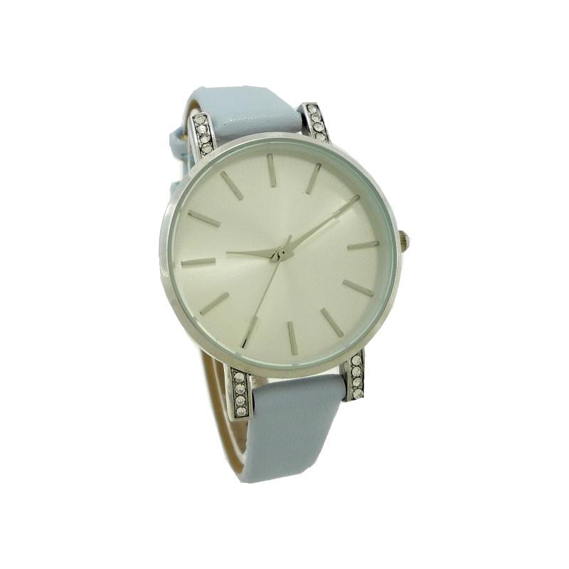 Dámské hodinky Ernest Měli modro-stříbrné 827D 5d4cb8cfcf