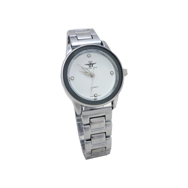 Dámské hodinky John Andalo stříbrné 935ZD