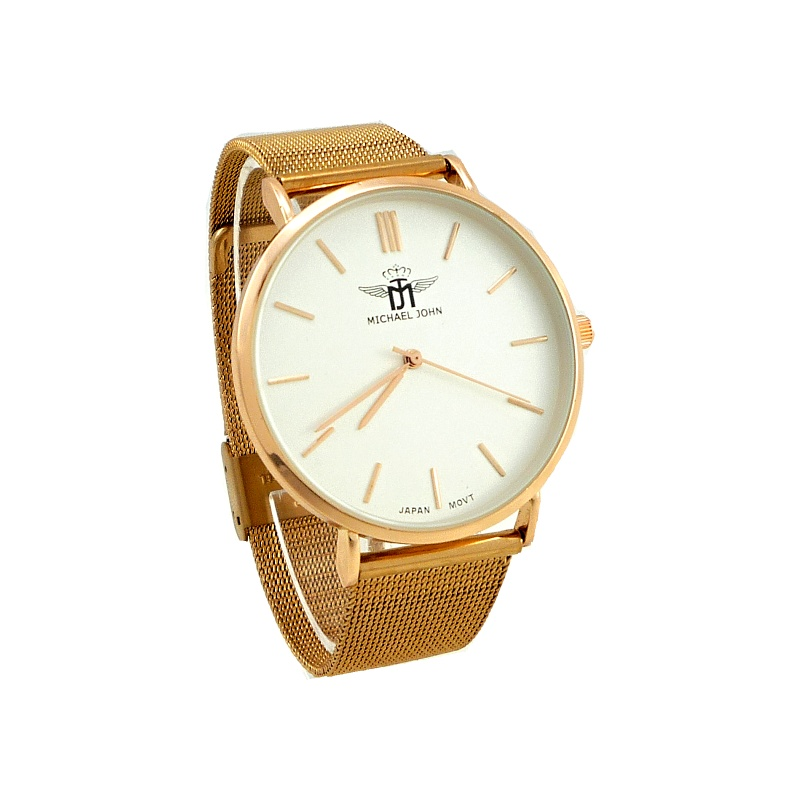 8c5a2e9f7 Dámské hodinky John Nelly bronzové 916ZD | thodinky.cz