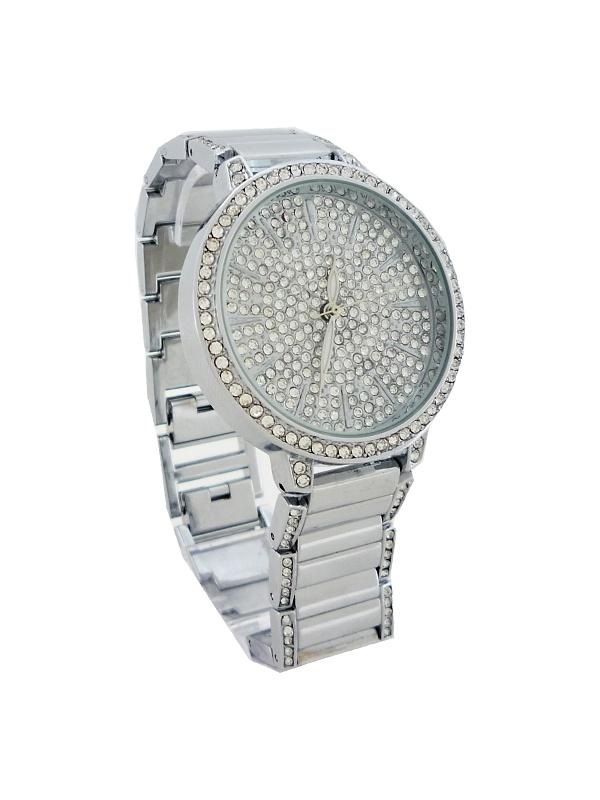 Dámské hodinky Bellos Extra stříbrné 175D