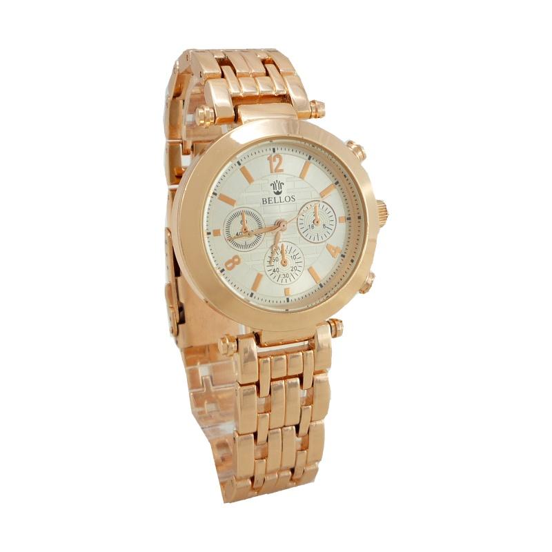d32988a2459 Dámské hodinky Bellos Simply bronzové 187D