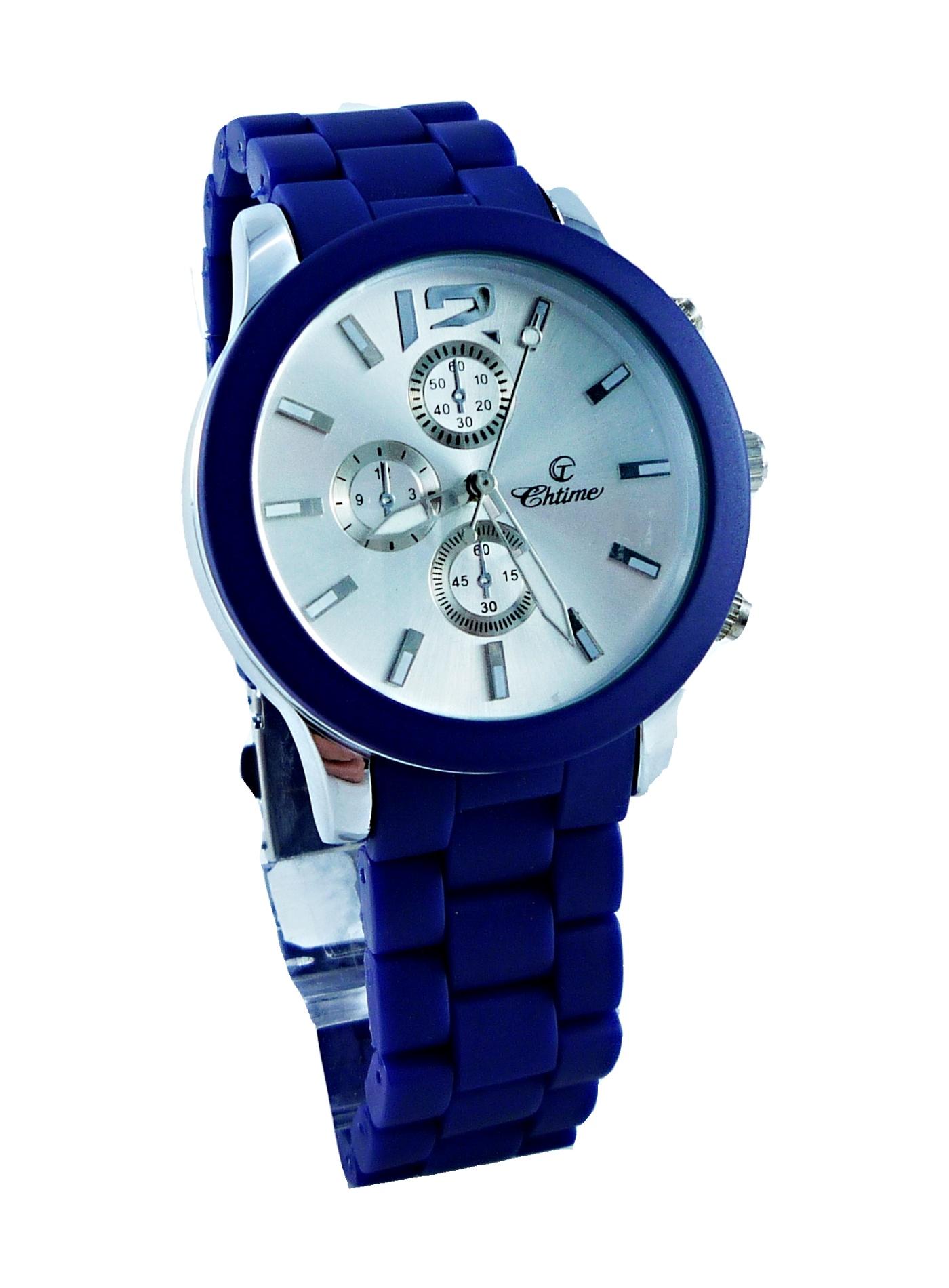 Dámské modré hodinky CHTIME blue 181D