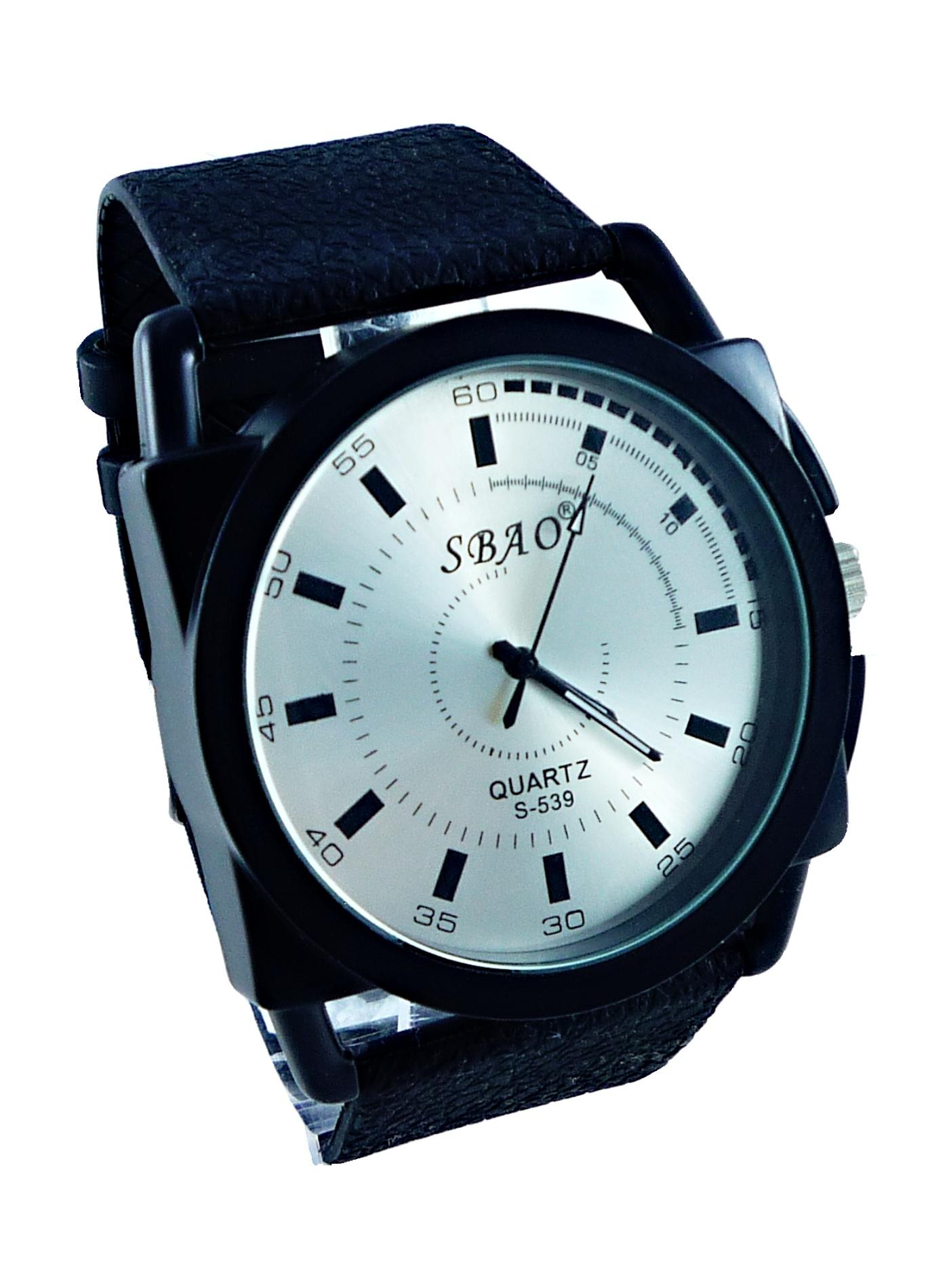 Pánské hodinky SBAO White nice 035P