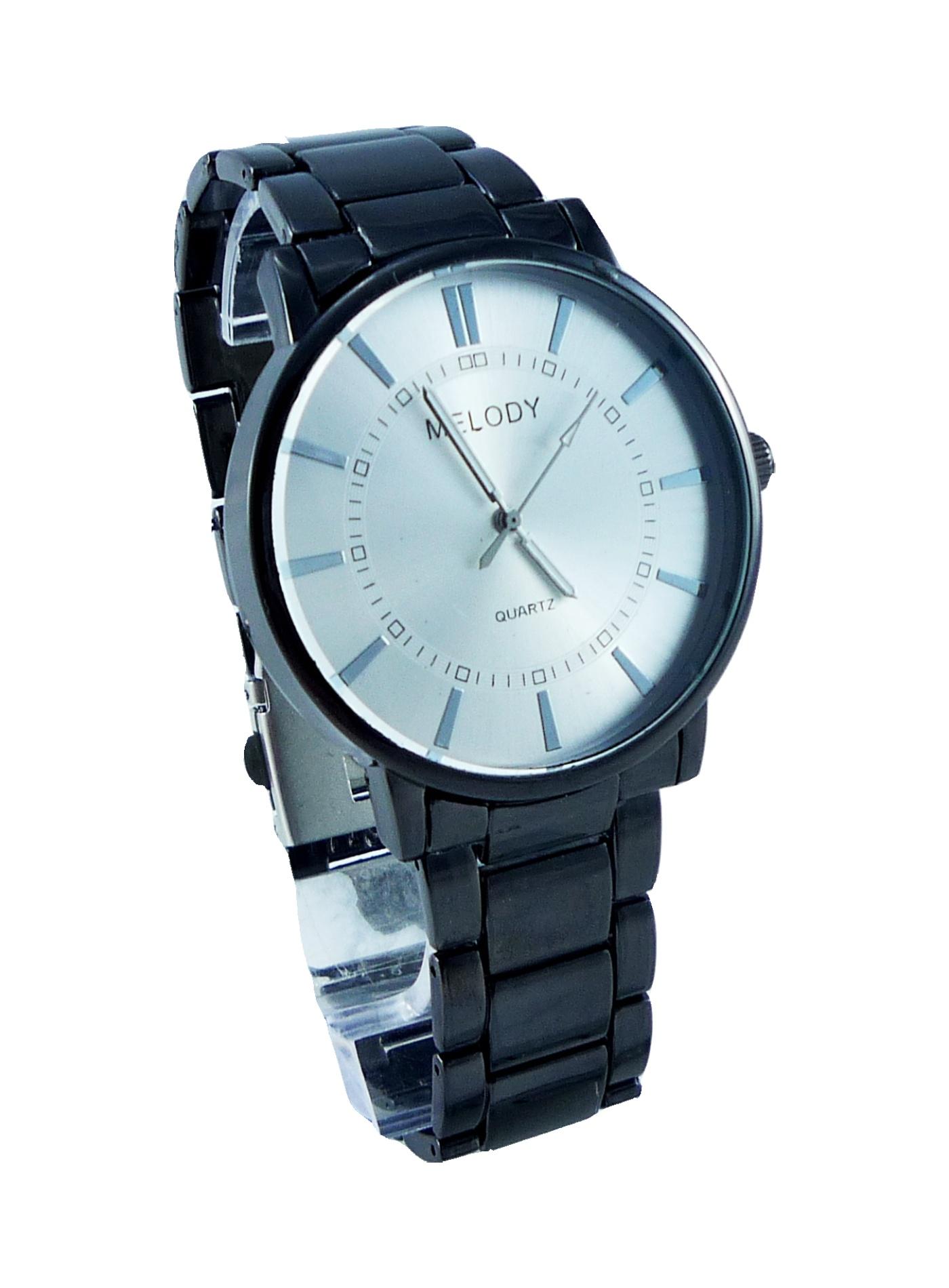 Pánské hodinky MELODY silver styl 086P