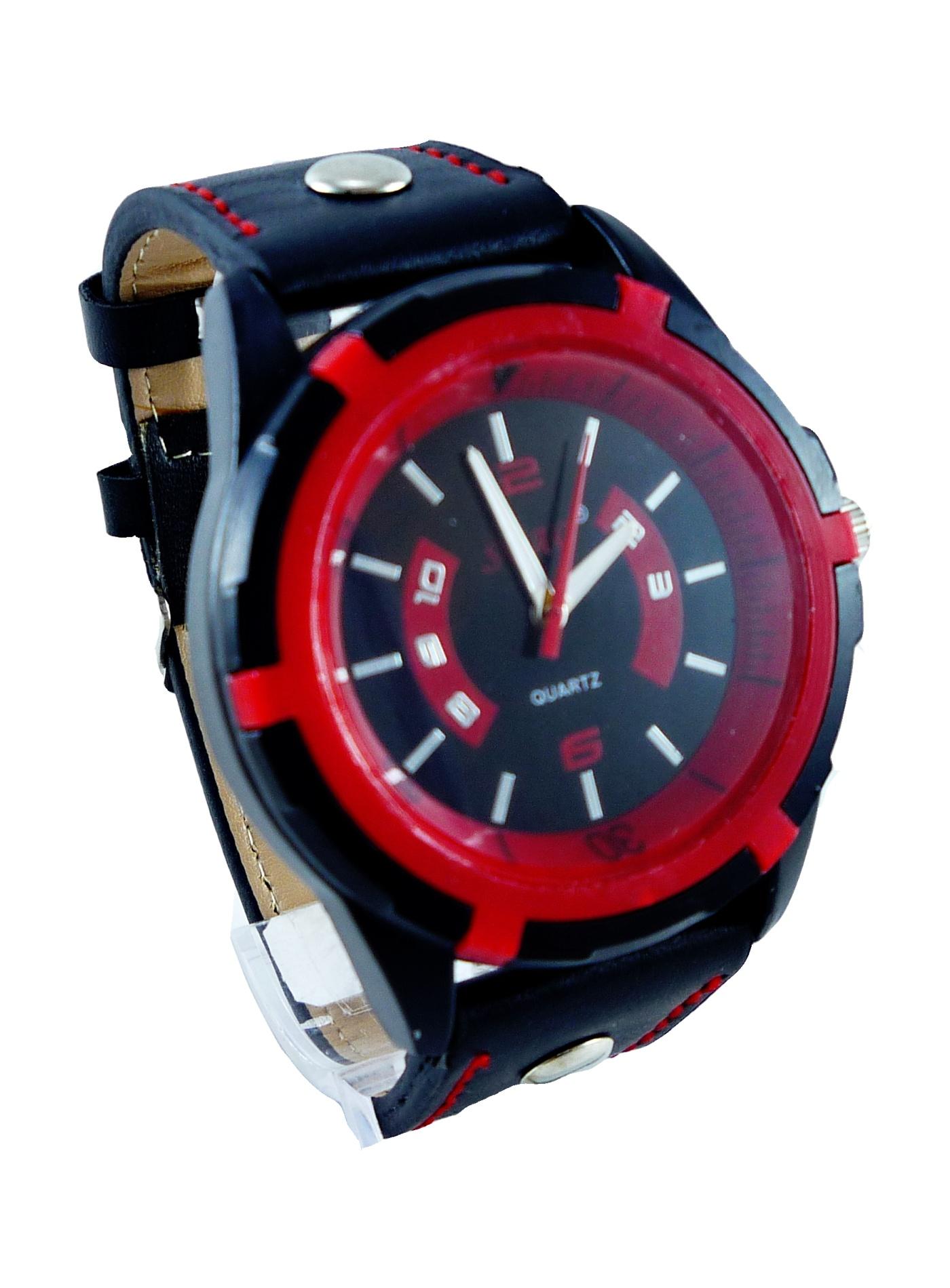 Pánské sportovní hodinky SBAO Sport red 094P