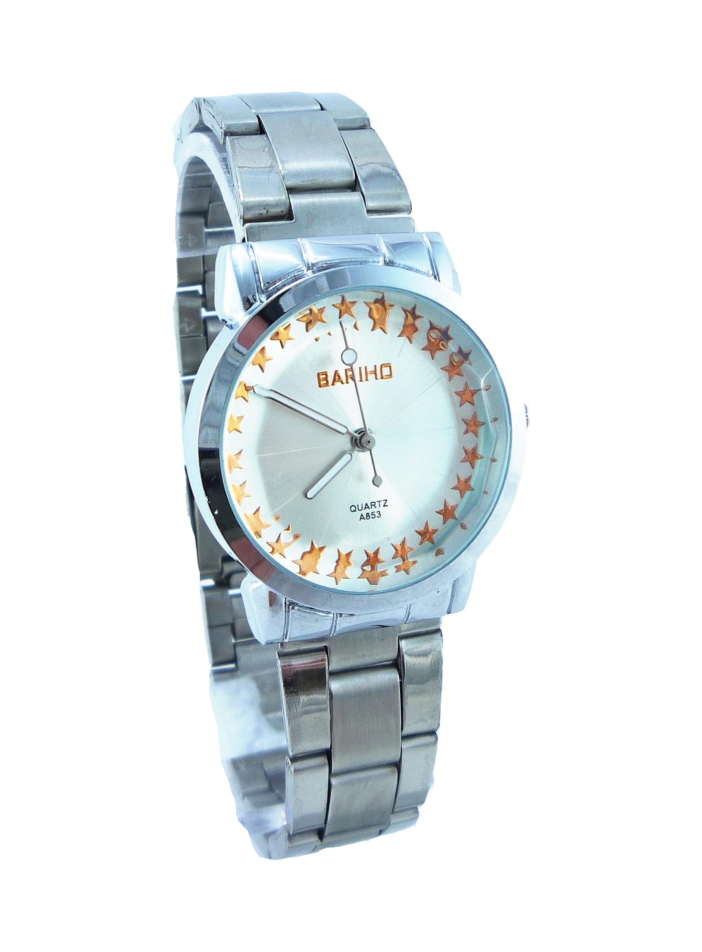 Dámské hodinky Bariho Star stříbrné 137D