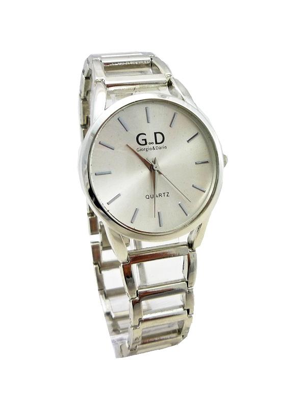 Dámské hodinky GD Styl stříbrné 086D