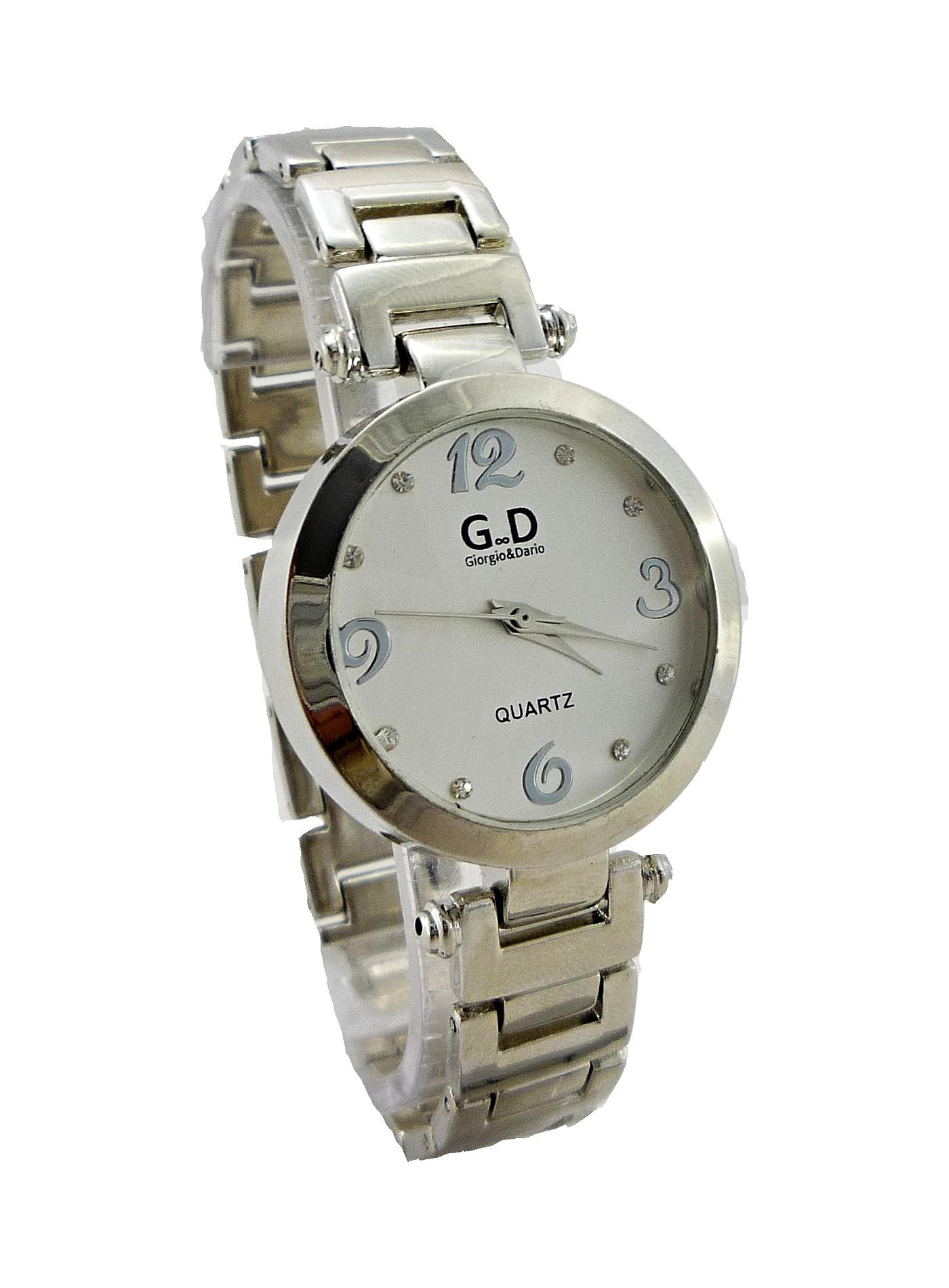 Dámské hodinky G.D Silver nice 118D