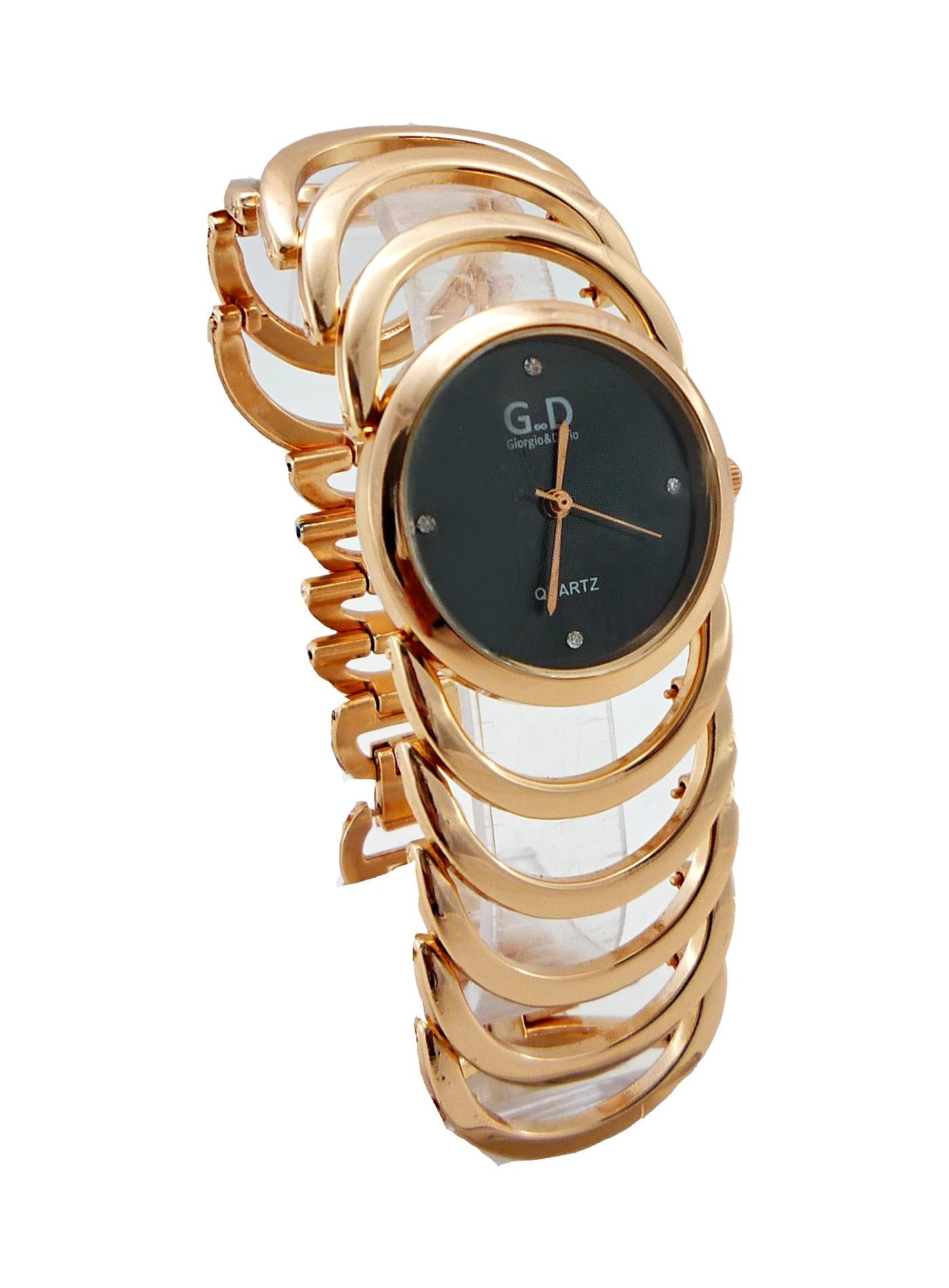 Dámské hodinky G.D Gold rose nice 117D
