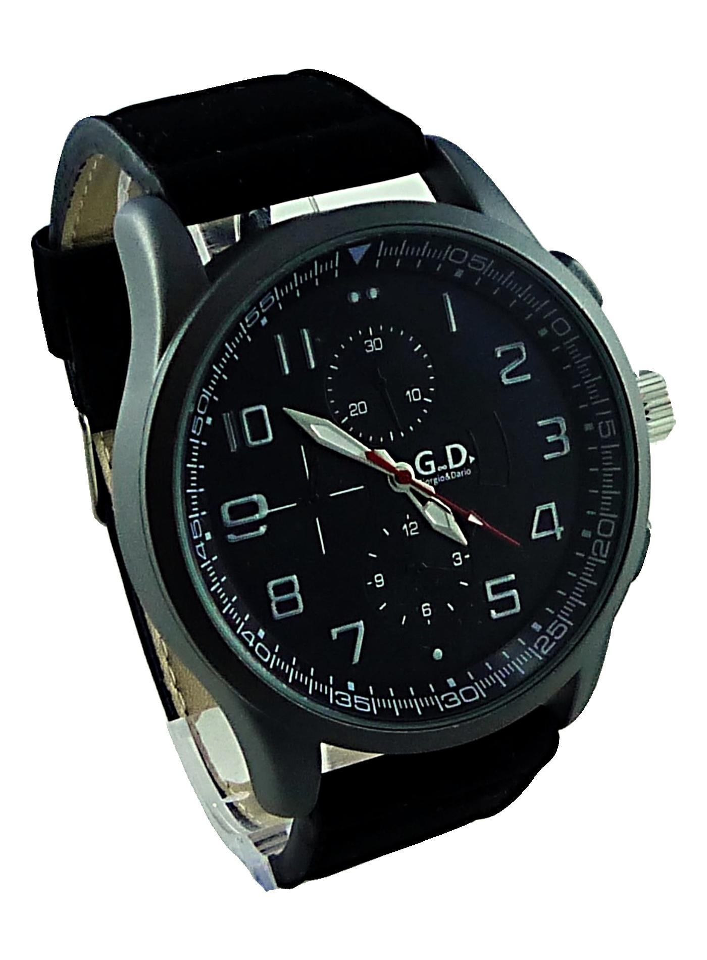 Pánské hodinky Black I 063P