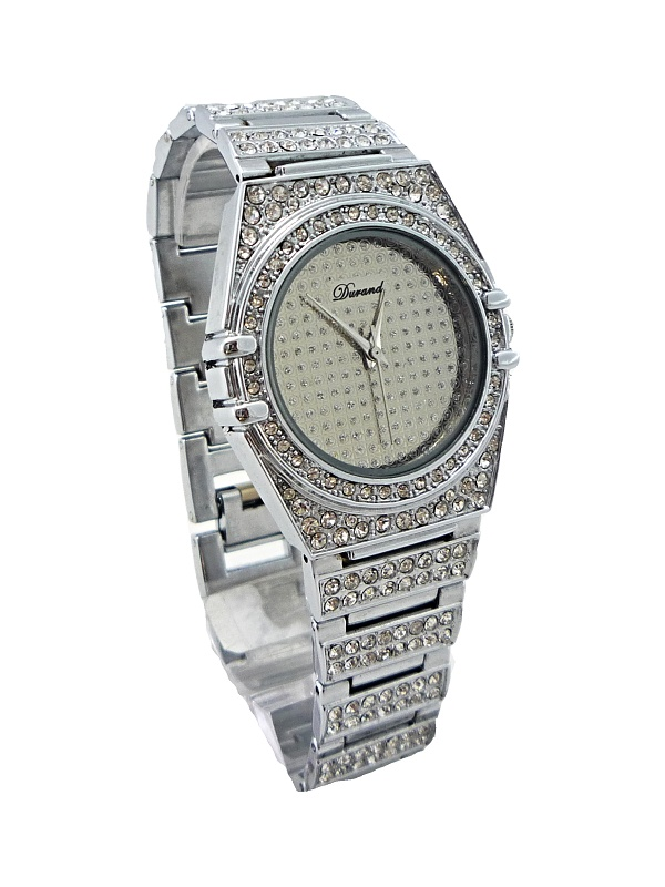 Dámské stříbrné hodinky Durand Extra 232D