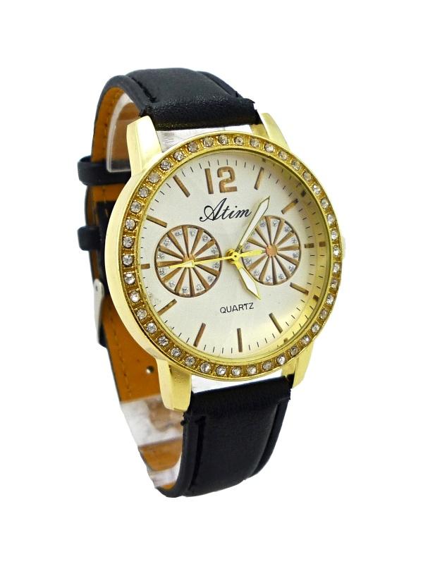 Dámské hodinky Atim Simply černé 237D
