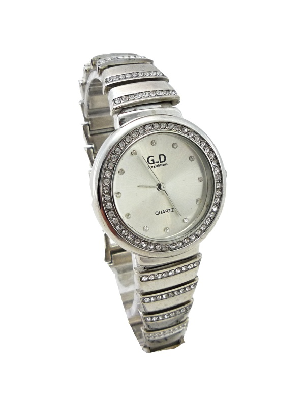 Dámské stříbrné hodinky G.D Elegant nice 240D 206743034d