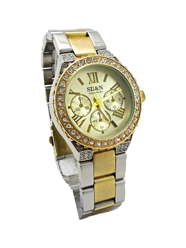 Dámské stříbrné hodinky S.D. Dario 245D